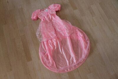 Kinder Prinzessin Kostüm Märchen Karneval Fasching Prinzessinen Kleid rosa - - Rosa Märchen Prinzessin Kostüm
