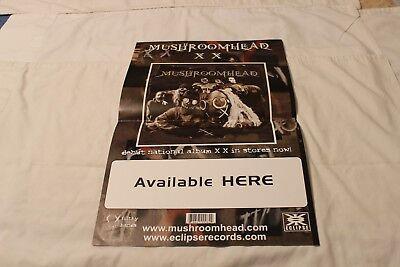 Mushroomhead  Promo Poster-XX