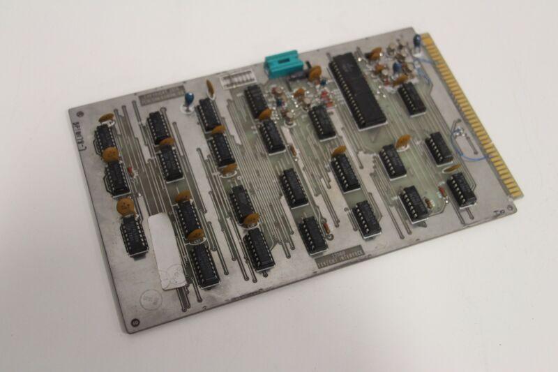 Pacific Cyber Metrix PCM San Ramon 12060 TTY CRT Interface Module Board Card