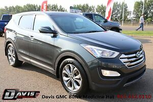2013 Hyundai Santa Fe Sport 2.0T Limited Panoramic sunroof! A...