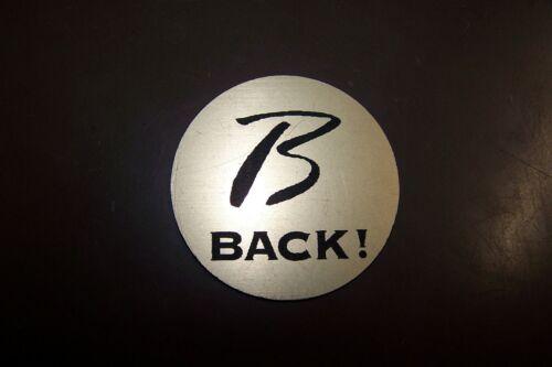 RARE ...Borgata Casino Blackjack Table Reserve Marker.