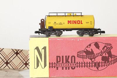 Fast Deliver Rf10-5 Model Railroads & Trains Minitrix 51 3530 Hubschiebedachwagen In Ovp