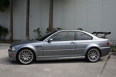 BMW GTS style spoiler wing for all 3 and 4 series BMWs