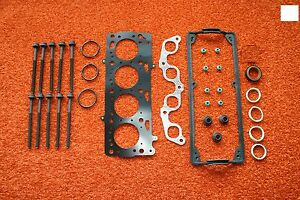 Zylinderkopfdichtung Satz VW Polo 6N 1.4 1.6 AEX AKV ANX APQ Schrauben VDD VSD