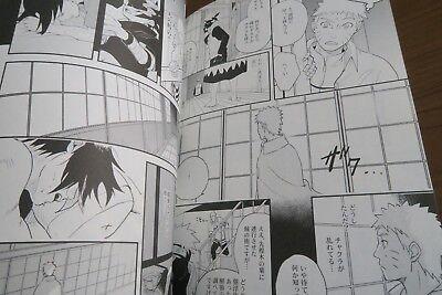 NARUTO doujinshi NARUTO X SASUKE (B5 32pages) Aca iro Kyusaisochi Acairo