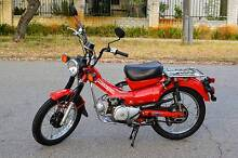 HONDA CT110 Postie Bike Immaculate Condition 2011 Registered Embleton Bayswater Area Preview