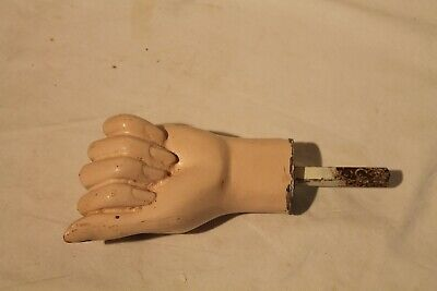 Vintage Mannequin Hand Left Unusual Position