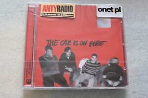 The-Car-is-on-fire-The-Car-is-on-fire-CD-Polish-Release-NEW-SEALED