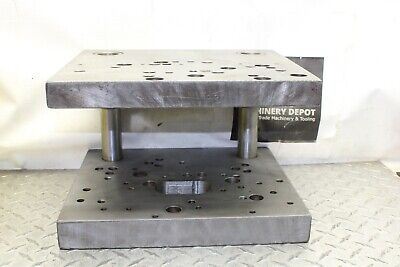Accurate Mfg 12 X 10-12 Punch Press Die 36e