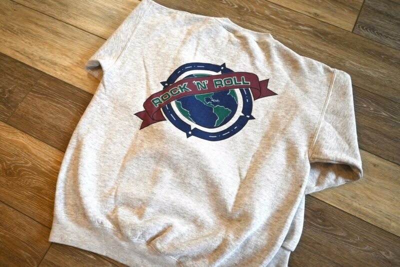 Vintage Hard Rock Cafe Las Vegas Crewneck Medium