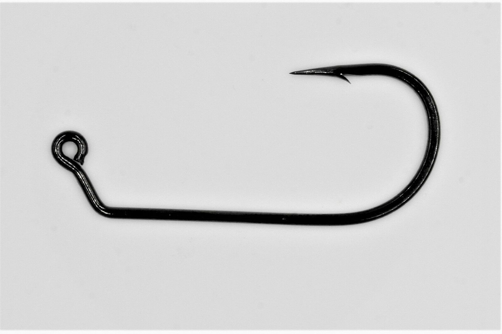 Mustad 32786 Ultra Point 60 Degree Black Nickel Jig Hooks Fi