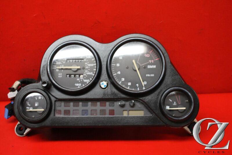 Details about D 99 BMW K1200RS K1200 RS GAUGE GAGE DISPLAY TACH SPEEDO  GAUGES OEM