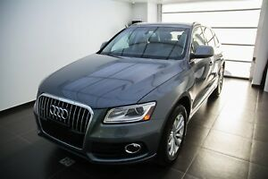 2014 Audi Q5 B&O, Navi,fully loaded 3.0L Technik