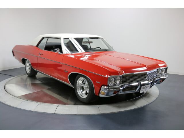 Image 1 of Chevrolet: Impala Red