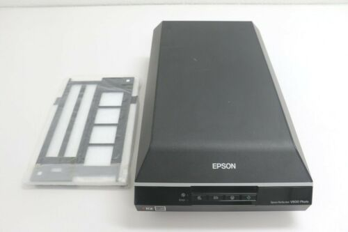 Epson Perfection V600 Photo, Document, and Film Scanner with Tray