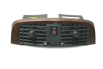 2004-2006-2008-2009 CADILLAC SRX CENTER DASH UPPER AIR VENT 25703804 OEM #25E
