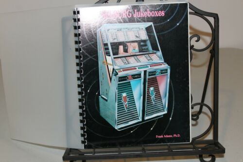 Seeburg Jukeboxes book by Frank Adams Ph.D.  used
