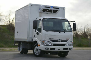 Hino 616 - 300 Series 616 Short Auto IFS Refrigerated Regency Park Port Adelaide Area Preview