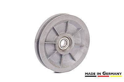 Cable Pulley 90 mm for Fitness Equipment & other applications