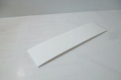 White polytetrafluorethylene Teflon PTFE 7560 Ø 0 5//32In