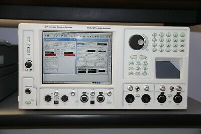 Stanford Research Systems Sr1 Dual Domain Audio Analyzer