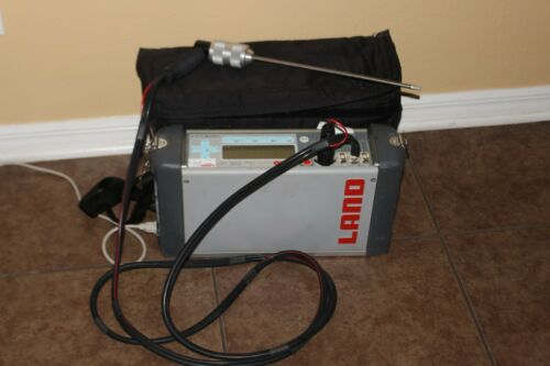 VERY NICE Land Combustion Model LANCOM Series II Portable Emission Analyzer