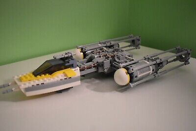 LEGO Star Wars Y-Wing (75172) *SHIP ONLY* NO FIGS, INSTRUCTIONS, BOX, SIDE BUILD