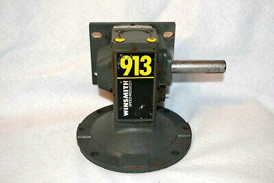 913 Mwt Winsmith Speed Reducer Ratio 15-1