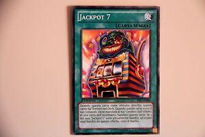 JACKPOT 7 comune PRIO-IT068 ITA - Italia - JACKPOT 7 comune PRIO-IT068 ITA - Italia