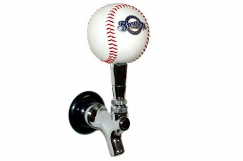 Milwaukee Brewers Licensed Baseball Beer Tap Handle