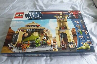 Lego Star Wars Jabba's Palace set 9516