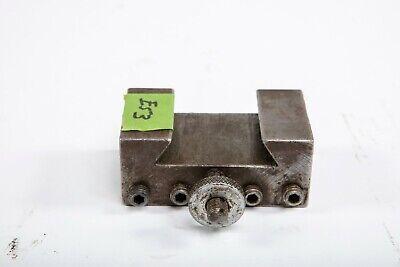 Vintage Aloris Cx1 Lathe Tool Holder