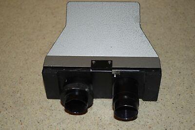 Jm Olympus Vintage Binocular Microscope Head
