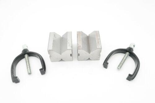 Enco V-Block Set 420-5420 in Box 1 3/4 x 1 5/8 x 1/3/8 Excellent