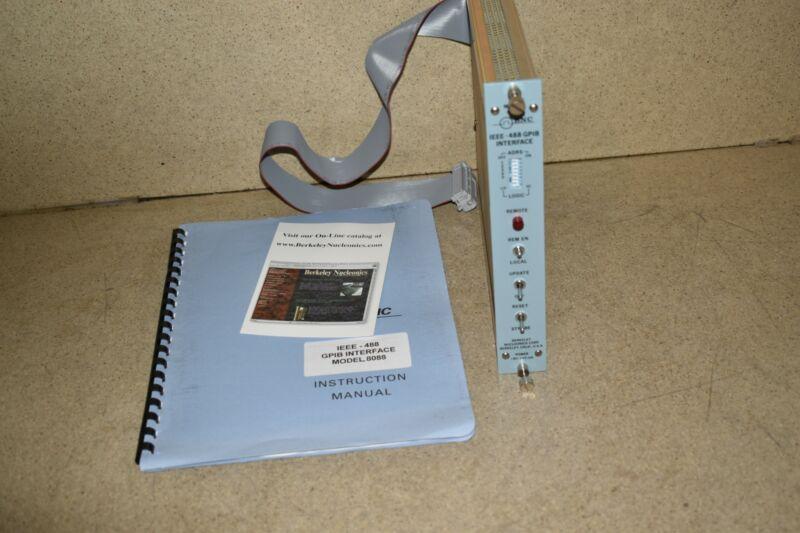 ^^ BNC BERKELEY NUCLEONICS CORP MODEL 8088 IEEE GPIB INTERFACE - NEW (TP1066)