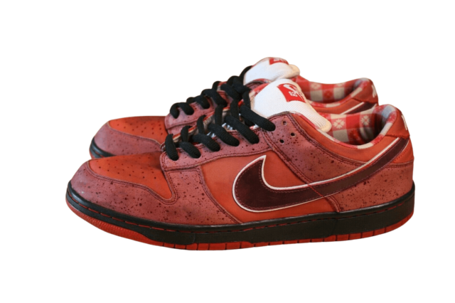 Nike SB Dunk Red Lobster