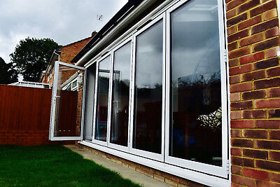 Aluminium Bifold Doors - Rhino Aluminium - Direct from the manufacturer