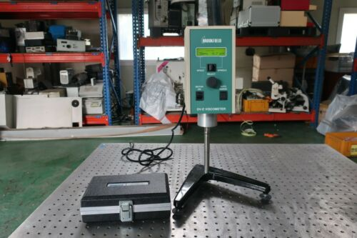 BROOKFIELD LVDVE DV-E VISCOMETER FOR AC220V