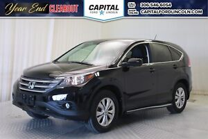 2014 Honda CR-V EX-L AWD **New Arrival**