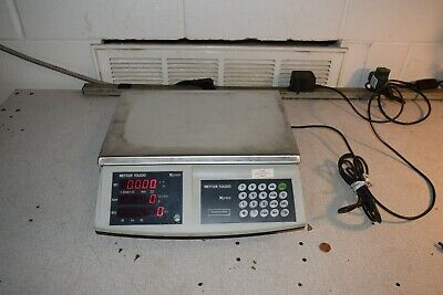 Mettler Toledo Xpress Xtcii-4003 Counting Scale Capacity 60 Lbs X 0.02 Lb