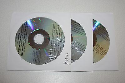 HP Pavilion Slimline s5361f System Recovery Discs - Original