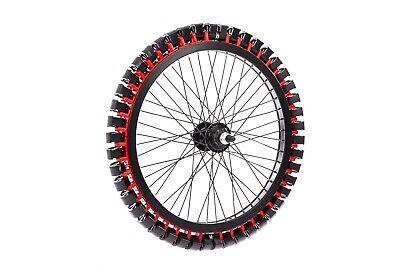 """RANT PARTY ON BMX BIKE BIKE 20/"""" REAR WHEEL FIT DK CULT SHADOW SUBROSA SILVER RHD"""