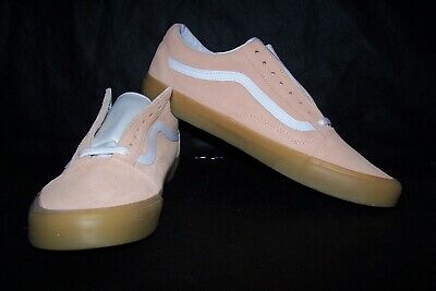 VANS Old Skool (Double Light Gum) Men's Skate Shoes Apricot Size 13 NIB! SWEET!