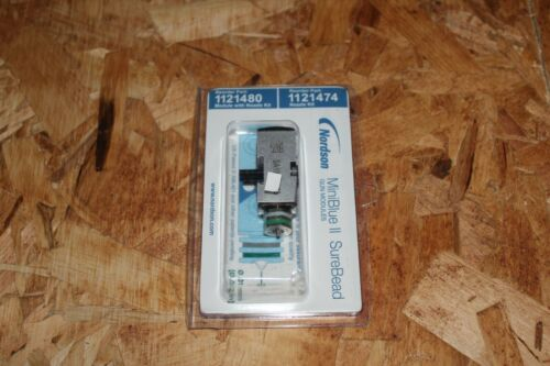 NEW Nordson MiniBlue II SureBead 1121480 1121474 ,  Same day shipping