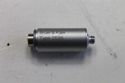 Bruel Kjaer 2695 12 Deltatron Short Ccld Microphone Preamplifier - Used