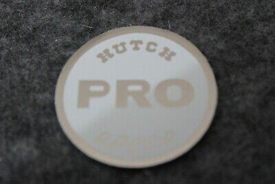 OLD SCHOOL NOS Hutch BMX decal sticker  bike Expert Racer coin