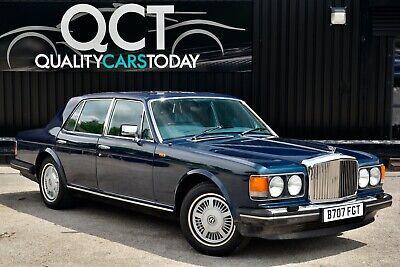 1984 Bentley Mulsanne 6.75 V8 Spares / Repairs / MOT Failure