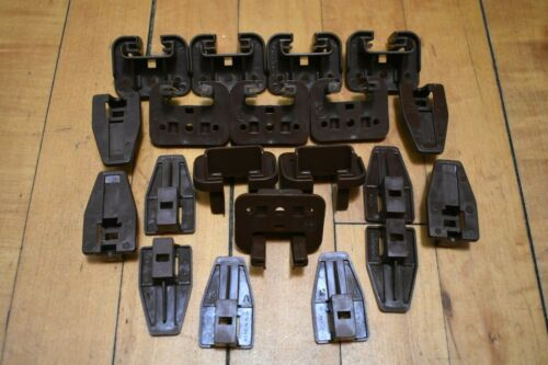 10 x Authentic Kenlin Rite-Trak I Drawer Guide Glide & Stop