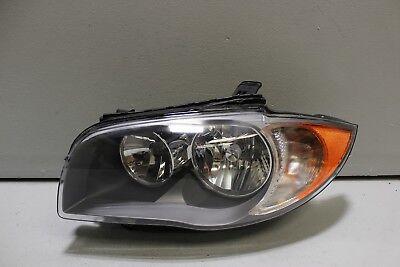 2008 - 2011 BMW 128i 135i 1-SERIES LEFT DRIVER SIDE HALOGEN HEADLIGHT OEM