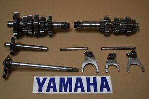 2001 Yamaha Raptor 660 Transmission Tranny Shift Forks 660R 01 Engine trans